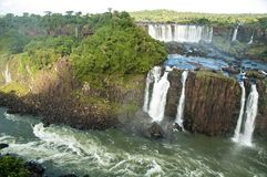Iguazu Falls Fotografia de Stock