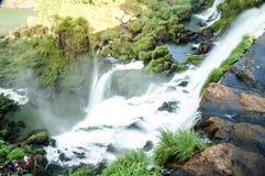 Iguazu Falls Imagens de Stock Royalty Free