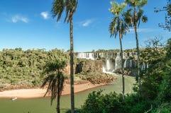 Iguazu Falls Foto de Stock Royalty Free
