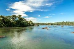 Iguazu Falls Foto de Stock