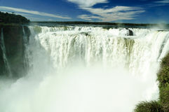 Iguazu Falls Imagem de Stock