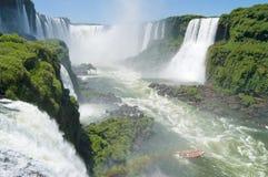 Iguazu Falls Photos libres de droits