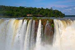 Iguazu Falls imagenes de archivo