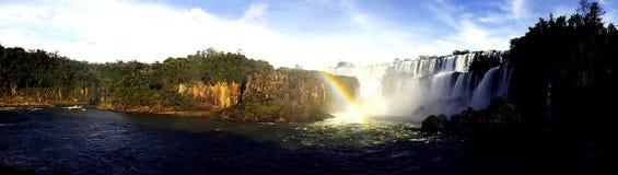 Iguazu Falls Fotografie Stock