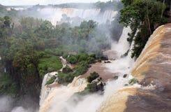 Iguazu Falls Images libres de droits