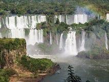Iguazu Falls Lizenzfreies Stockfoto