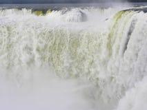 Iguazu Falls, Argentina. Stock Images