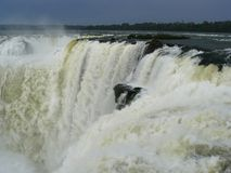 Iguazu Falls, Argentina. Stock Photo
