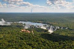 Iguazu Falls Argentina Stock Images
