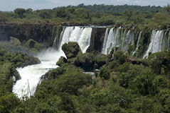 Iguazu Falls, Argentina Stock Image