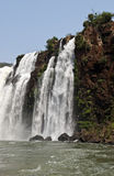 Iguazu falls,argentina Royalty Free Stock Photos