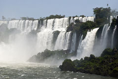 Iguazu falls,argentina Royalty Free Stock Photography