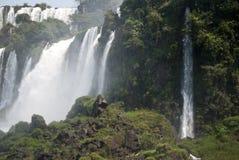 Iguazu falls,argentina Stock Photography