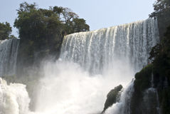 Iguazu falls,argentina Stock Photo