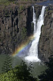 Iguazu Falls - Argentina / Brazil Border stock photography