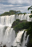 Iguazu Falls in Argentina Royalty Free Stock Photos