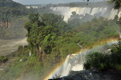 Iguazu Falls, Argentina Stock Photography