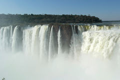 Iguazu Falls, Argentina Stock Photos