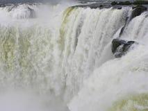 Iguazu Falls, Argentine. Images stock