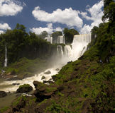 Iguazu Falls, Argentine Photo libre de droits