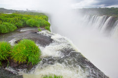 Iguazu Falls Royalty Free Stock Photography