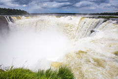 Brazil Iguazu Stock Photography