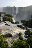 Iguazu Falls, Brazil, South America Stock Images