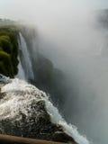 Iguazu Falls Devil's Throat Stock Images