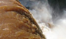 Iguazu Falls en la Argentina Fotografía de archivo libre de regalías