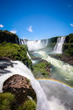 Iguazu Falls. Foz do Iguazu, Brazil stock photos