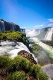 Iguazu Falls. Foz do Iguazu, Brazil stock photo