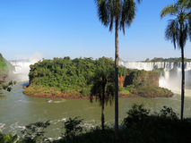 Iguazu Falls Stock Photo