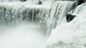 Iguazu Falls Kehle des Teufels lizenzfreies stockbild