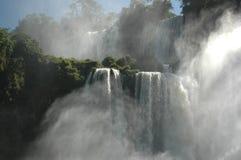 Iguazu Falls la Argentina imágenes de archivo libres de regalías