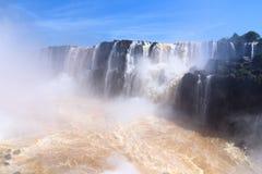 Iguazu Falls Royalty Free Stock Images