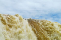 Iguazu (Iguassu) Falls Stock Photo
