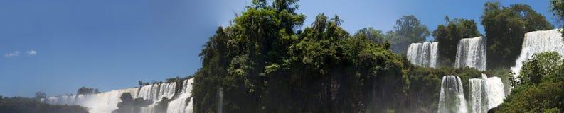 Iguazu, la Argentina, Suramérica Foto de archivo libre de regalías