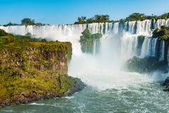 Iguazu park narodowy, krajobraz fotografia stock