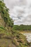 Iguazu Park Waterfalls Landscape Stock Images