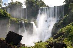 Iguazu Spadek obraz royalty free