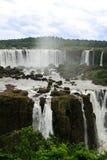 Iguazu Spadek Fotografia Stock