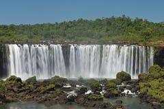 Iguazu spadki Obraz Royalty Free