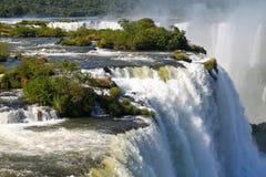 Iguazu spadki zdjęcie stock