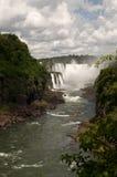 Iguazu spadki obraz stock