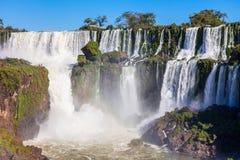 Iguazu spadki Fotografia Stock