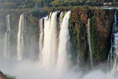 Iguazu vattenfall arkivfoto