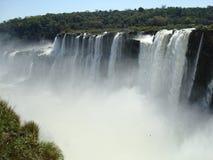 Iguazu Wasserfälle Stockfotos