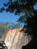 Iguazu Wasserfälle lizenzfreie stockfotografie