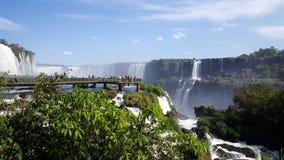Iguazu Wasserfälle Lizenzfreies Stockbild