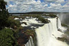 Iguazu Wasserfall Stockfoto